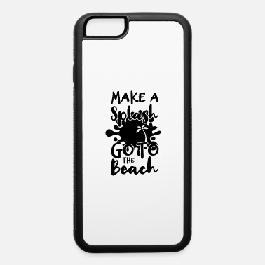 Summertime Summer Beach - iPhone 6 Case