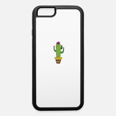 Nature Collection Cactus Plant garden gift Shirt - iPhone 6 Case