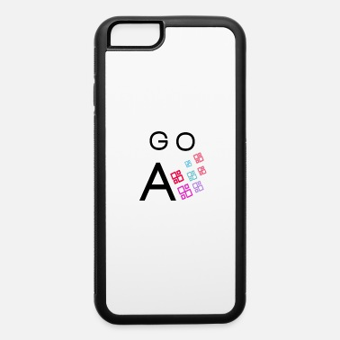 Goa Goa Art Party Tee - iPhone 6 Case