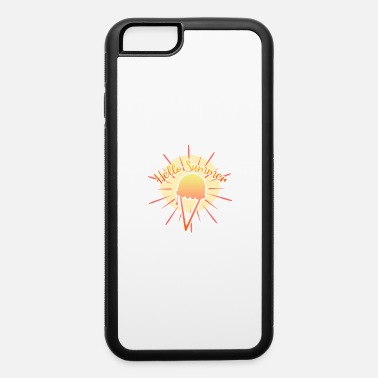 Strange Hello Summer white, Gift, Gift Idea - iPhone 6 Case