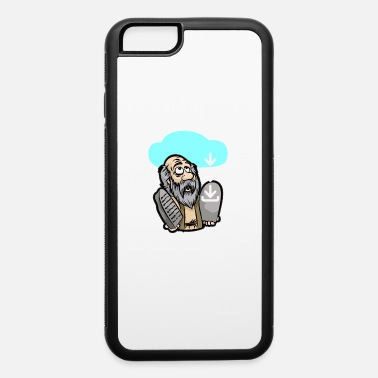 Bible DOWNLOAD MOSES Cloud Computing IT Administrator - iPhone 6 Case