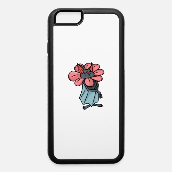 Hippie iPhone Cases - flower gift bush flowers plant blossom rose - iPhone 6 Case white/black