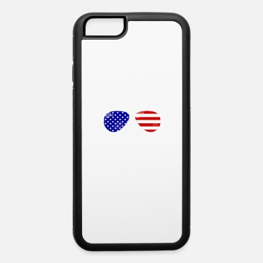 Sunglasses Merica 4th of July USA Flag Patriotic Sunglass - iPhone 6 Case