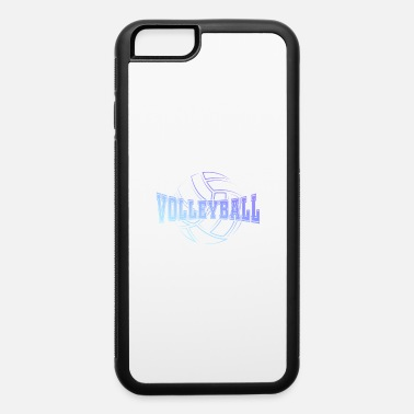 Date Of Birth Volleyball - iPhone 6 Case