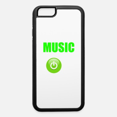 Swag Music on! music is life gift idea - iPhone 6 Case