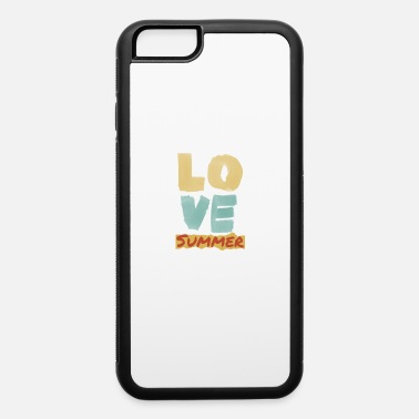 Beach Holiday Love Summer - iPhone 6 Case