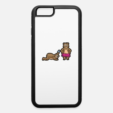 Submissive TEDDY BEAR FINDOM Financial Domination Paypig - iPhone 6 Case