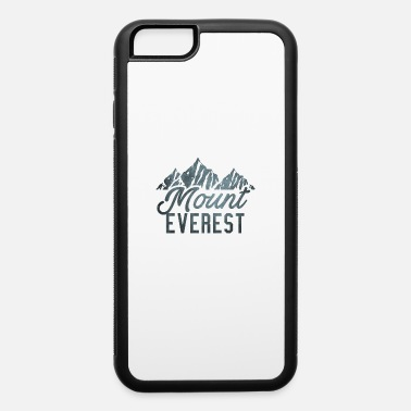 Mount Everest Mount Everest - iPhone 6 Case