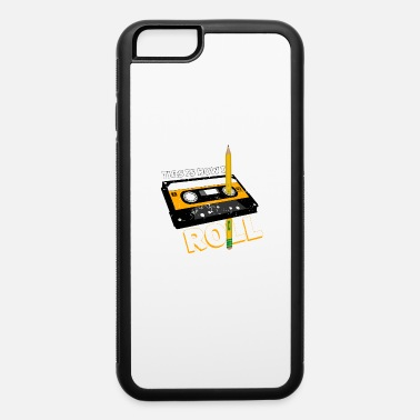 80s This is how I walk ... this is how i roll - iPhone 6 Case