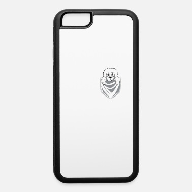 Surprise Maltese Pocket Graphic - iPhone 6 Case
