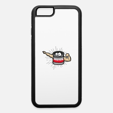 Pack PROTEIN IS MY BAE BODY BUILDING funny Muscle Man - iPhone 6 Case