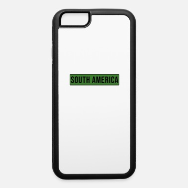 South America South America - iPhone 6 Case