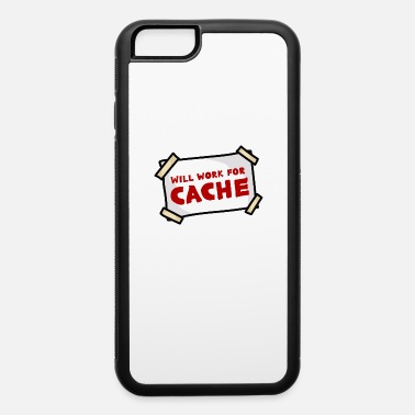 Gps WILL WORK FOR CACHE GEOCACHING - iPhone 6 Case