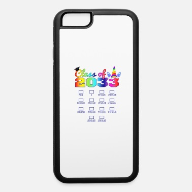 Grow With Me Class of 2033 Grow with me shirt Unicorn Design - iPhone 6 Case