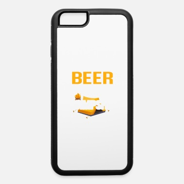 Bonfire Buddies Camping Birthday, It's Always Beer O'clock At The - iPhone 6 Case
