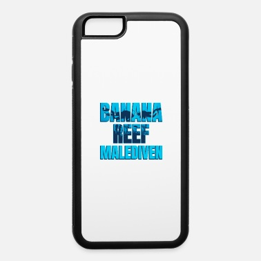 Date Of Banana Reef Malediven - iPhone 6 Case