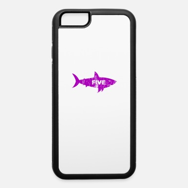 Diving Shark With 5th Birthday Ideas Diving Gift - iPhone 6 Case