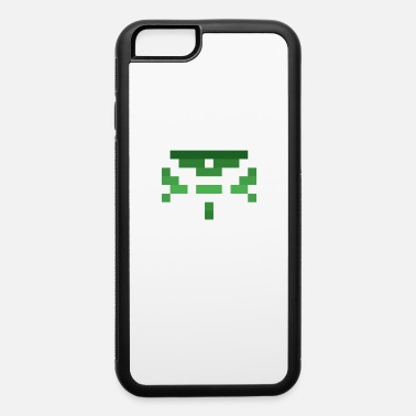 Shut Off Invader from Space: 11-bit, normal length, normal - iPhone 6 Case