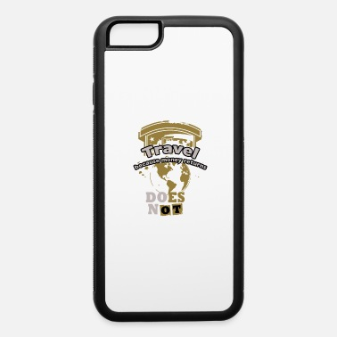Travel Bug Travel backpacker travel bug memories holiday - iPhone 6 Case