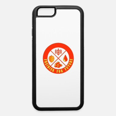 Beer Drinkers FREIBIER FOR FUTURE Oktoberfest Gifts - iPhone 6 Case