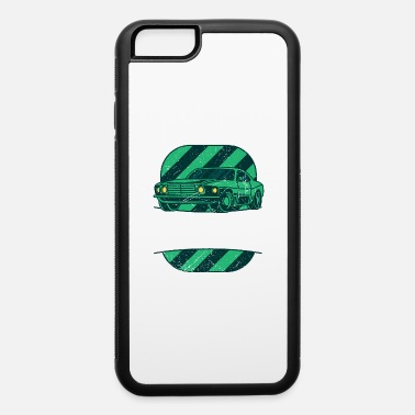 MILES FOR MEDITATION Muscle Car Gift For Car Lover - iPhone 6 Case