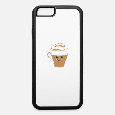Ice Cream Parlour Iced coffee makes you happy :) - iPhone 6 Case