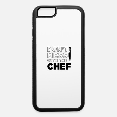 Tasty Chef Cooking Cook Recipe Meal Delicious Restaurant - iPhone 6 Case