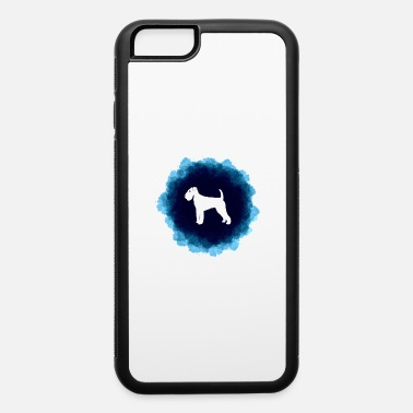 Watercolour Airedale Terrier - iPhone 6 Case