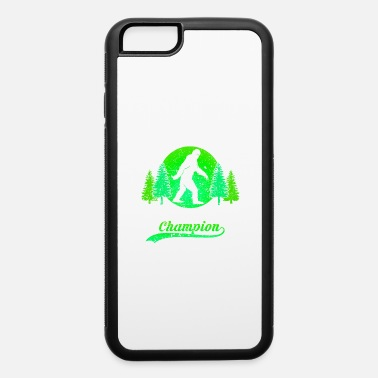 Hide LIMITED EDITION Funny Bigfoot Hide N Seek Champion - iPhone 6 Case