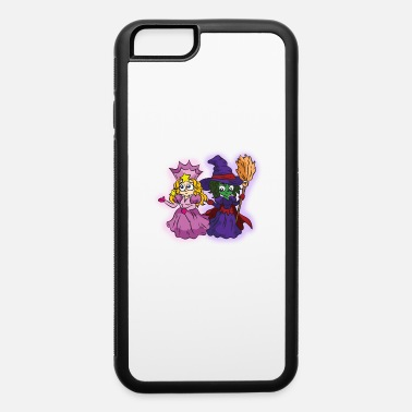 Good Humor GOOD Princess AND EVIL WITCH Humor - iPhone 6 Case