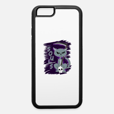 Evil Cat Souls evil dead funny - iPhone 6 Case