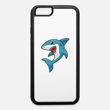 Character Cute Kawaii Shark - iPhone 6 Case