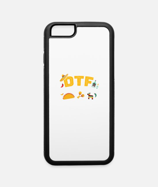Father's Day iPhone Cases - Meddle Not in the Affairs of Dragons, for you are - iPhone 6 Case white/black