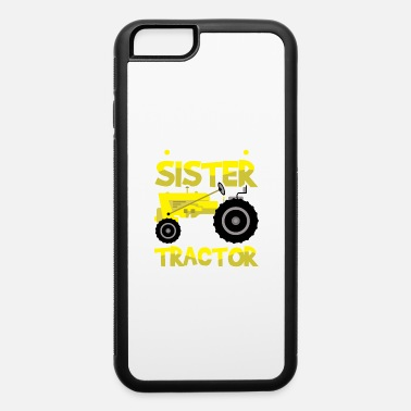 Milk Will Trade Sister For Tractor For Tractor Kids - iPhone 6 Case
