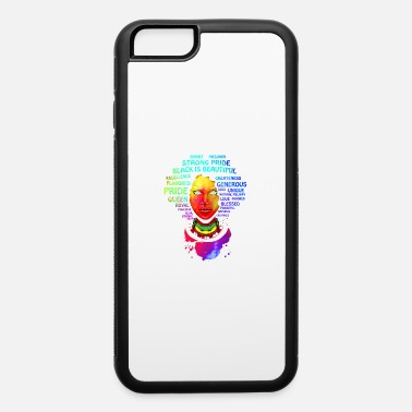 Afro Afro Educated Black Queen - iPhone 6 Case