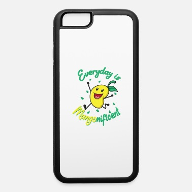 Moon Mangonificent Food And Mango Lover Gift - iPhone 6 Case
