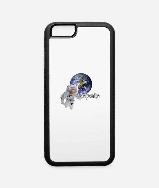 Space iPhone Cases - speis - iPhone 6 Case white/black