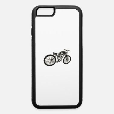 Motor Sport Motorcycle Motorcyclist Caferacer - iPhone 6 Case