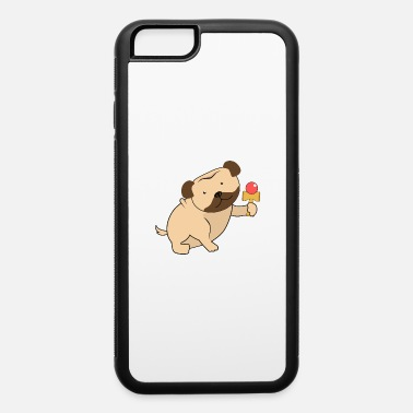 Cute Dog Owner Breeder Paw Puppy Lover Gift Idea - iPhone 6 Case