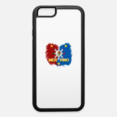 Philippines Filipino Mexico DNA Flag I Gift Idea - iPhone 6 Case