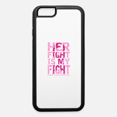 Masks Breast Cancer Awareness - Pink Ribbon - iPhone 6 Case