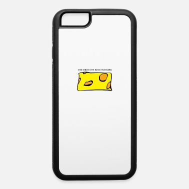 Cheese Fan The earth is a slice of cheese - iPhone 6 Case