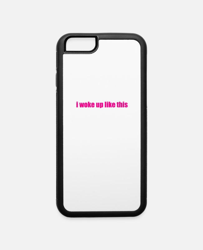 Office iPhone Cases - Funny Saying Funny Gift Office Humor - iPhone 6 Case white/black
