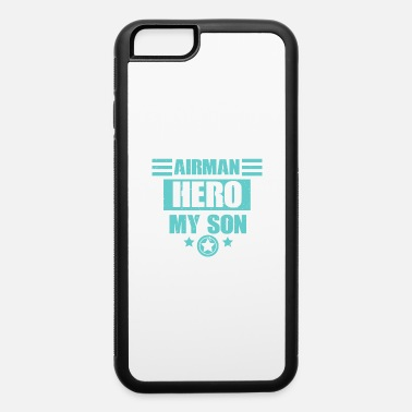 Numbered Air Force Airman Hero My Son - Air Force - iPhone 6 Case
