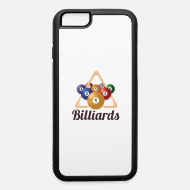 Billiard Ball Billiards With Billiard Balls - iPhone 6 Case