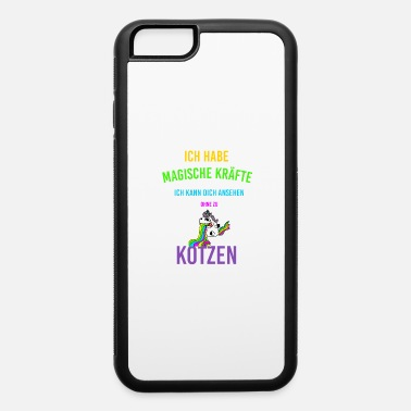 Without Puking I Can Look At You Without Puking Unicorn - iPhone 6 Case