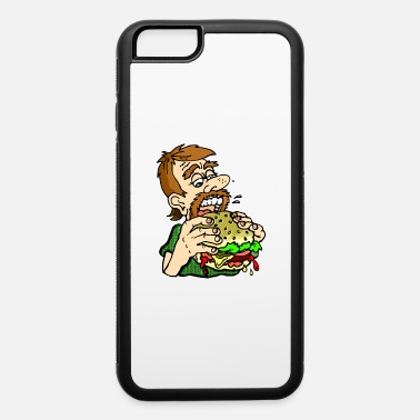 Beautiful Burger Burger lover - iPhone 6 Case