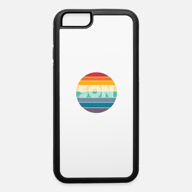 Sons Rainbow SON Shirt, Retro SON, SON Sunset, SON - iPhone 6 Case
