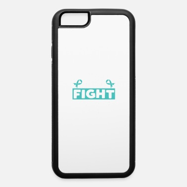 Balance His fight is my fight PTSD tax season numbers - iPhone 6 Case