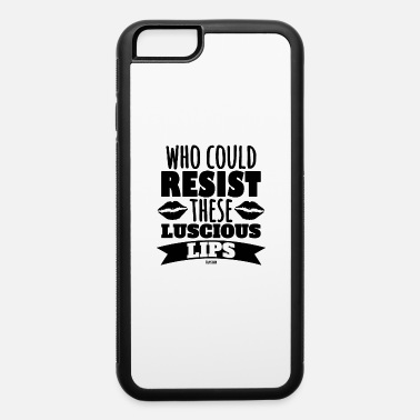 Lip kiss Me - iPhone 6 Case